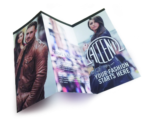 Flyers Printed Full Colour 150gsm Silk Paper A3//A4//A5//A6//A7 Leaflet High Quality