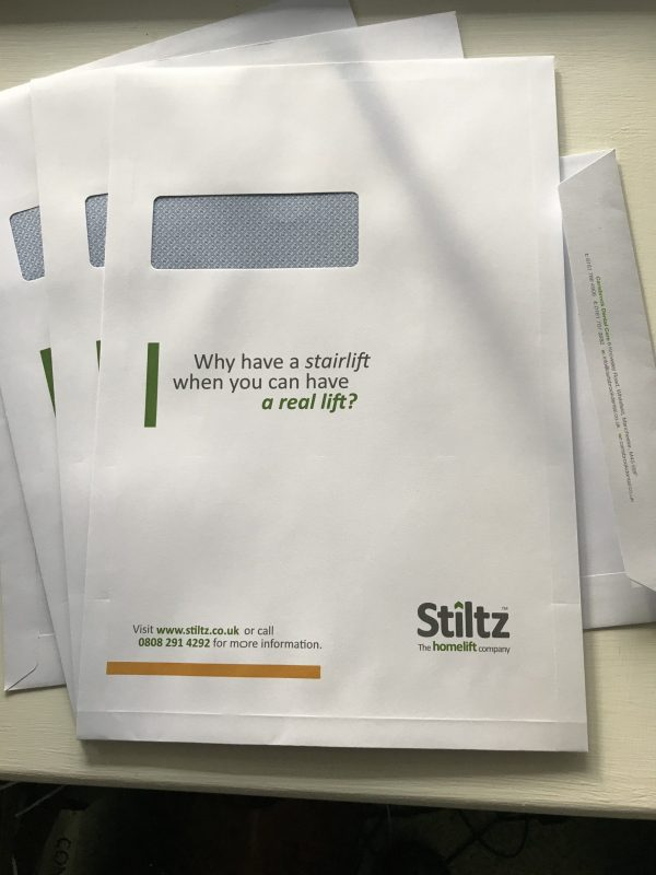 Envelopes Printing in UK