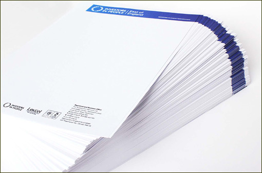 a4 Printed Letterheads Printing Leeds