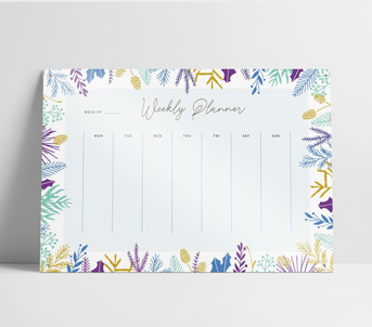 2000 Printed Micron Display Boards